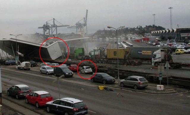 Норвежские поезда настолько суровые...