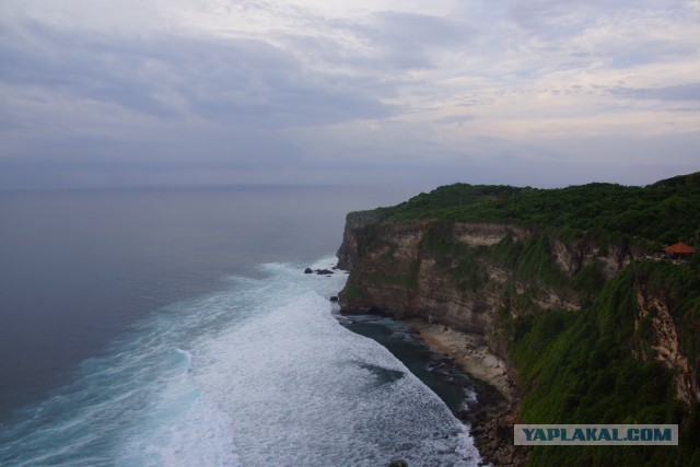 Как я съездил на Бали