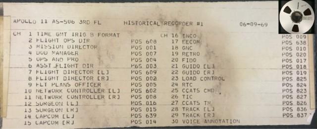 Опубликованы звукозаписи 19 000 часов переговоров во время лунной экспедиции «Аполлон-11»