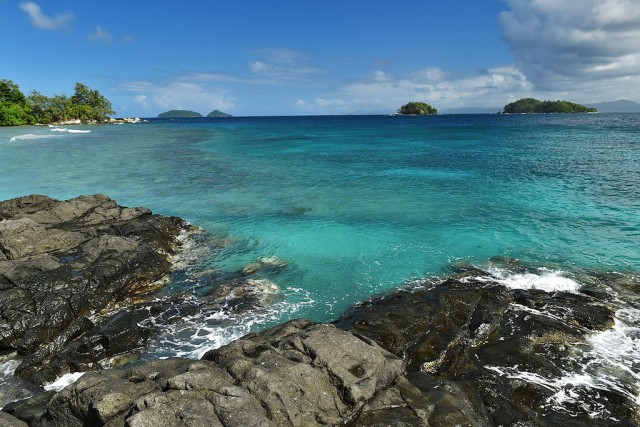Папуа-Новая Гвинея (На лицо ужасные, добрые внутри)