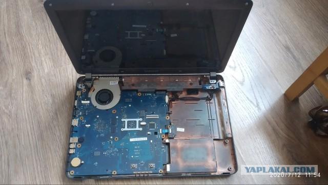 Samsung NP-R525 JT09RU по запчастям МСК