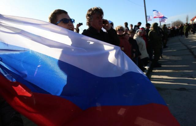 Парламент Крыма решил войти в состав России