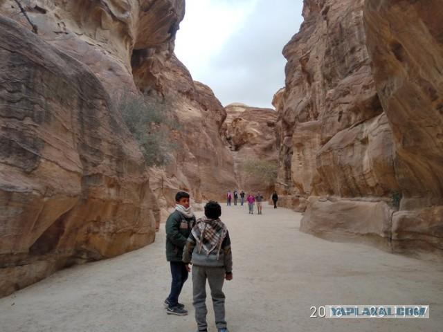 72 часа в Иордании