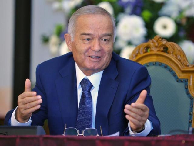 Президент Узбекистана Ислам Каримов впал в кому