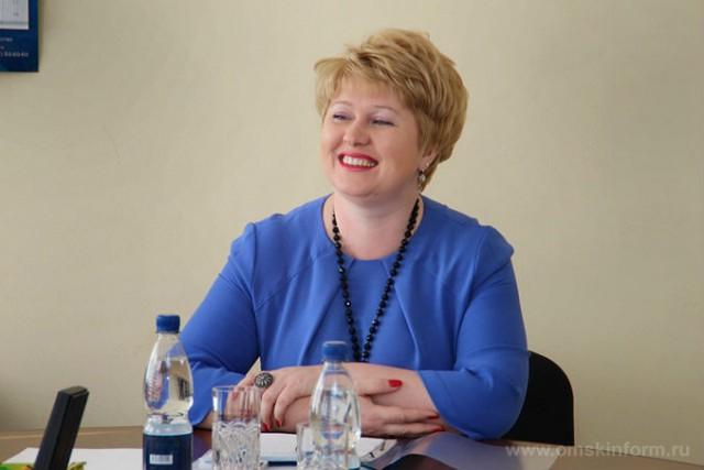 Вице-мэр Омска пожаловалась на маленькую зарплату чиновников