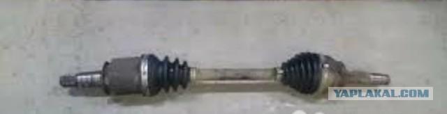 Привод передний правый на FX35
