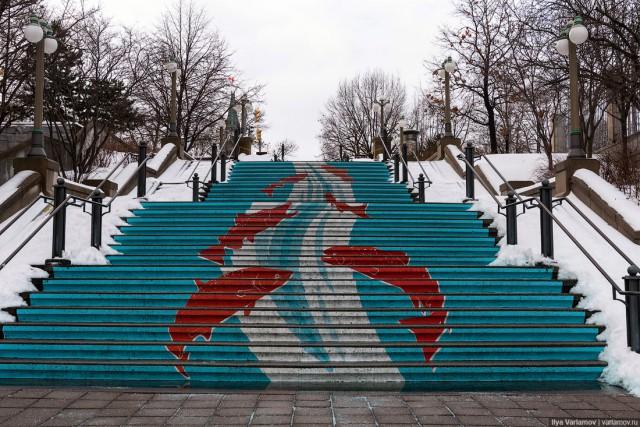 Оттава: кусочек родной России в загнивающей Канаде