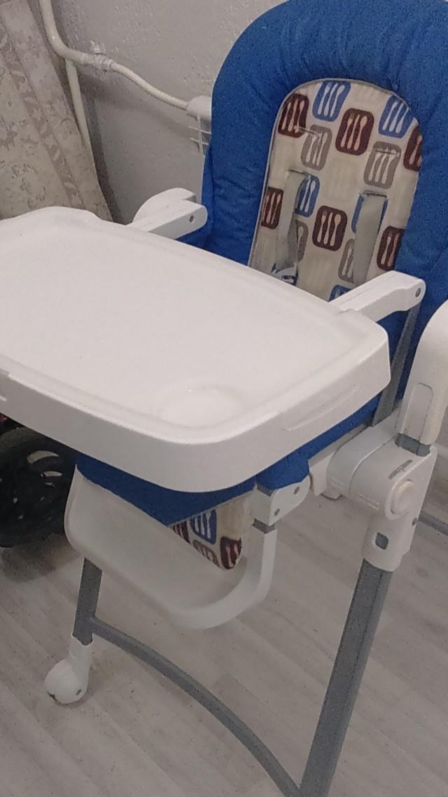 Продаю стульчик детский д/кормления до 3-х лет Inglesina; стоял на даче 150+80 м2 по объявлению на Яплакал (ссылка в тексте)
