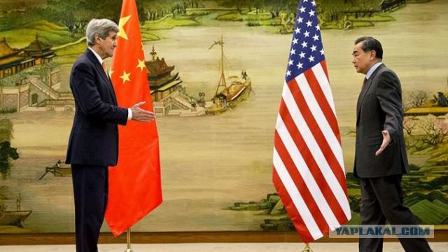 В Китае посоветовали США «не рыть себе яму»