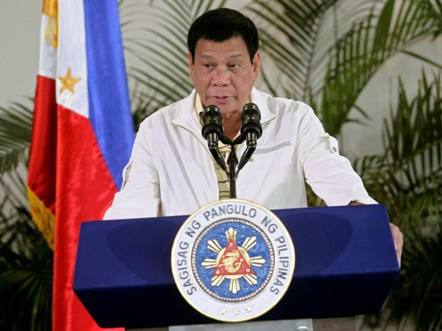 Президент Филиппин пообещал обматерить Обаму на форуме