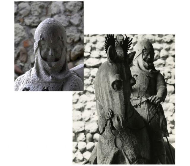 Тайна смерти Кангранде, правителя Вероны. Мумии и скелеты.3.