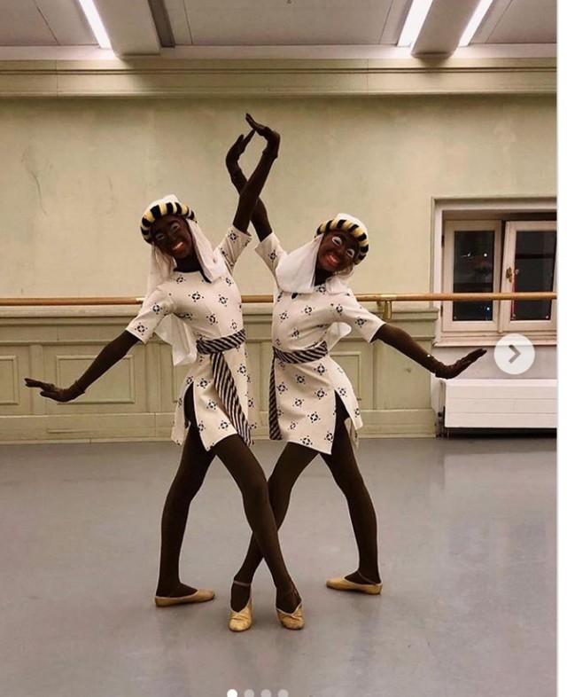 Темнокожая балерина обвинила Большой театр в расизме из-за грима