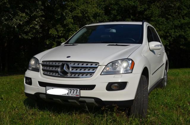 Продажа Mercedes-Benz M-klasse II (W164) в Москве