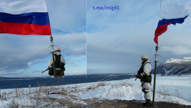 Российский спецназ дал свой ответ на претензии Японии по Курилам