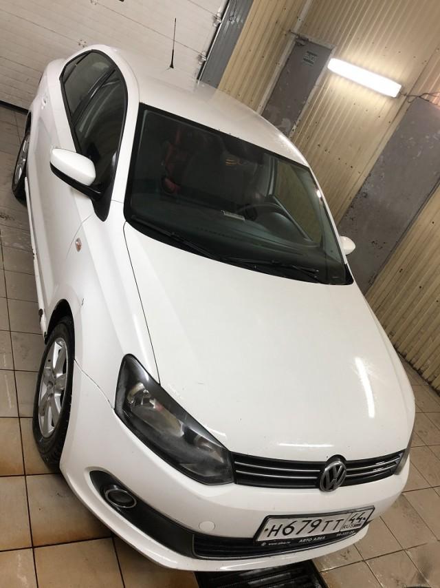 Продам VW Polo седан 2011 г.