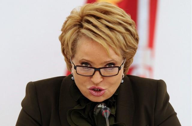 Матвиенко пришла в ярость, узнав о мизерной зарплате учителей в Ивановской области