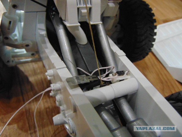 LIEBHERR T282B Радиоуправляемая модель одного из самых больших в мире самосвалов 50 масштаб