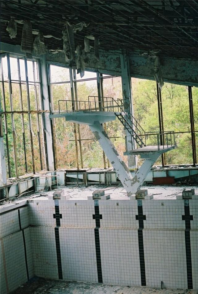 Парк развлечений чернобыльского периода