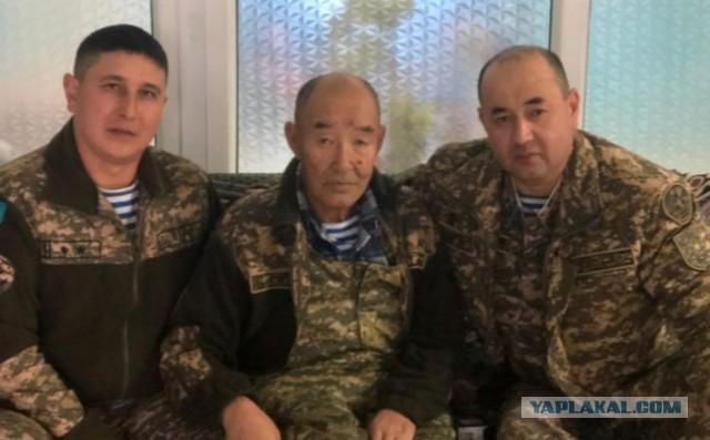 Легендарный Черный майор умер в Казахстане