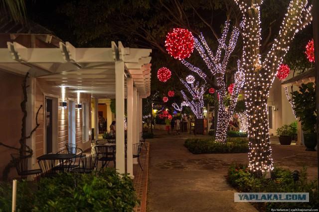 Новый год в Доминикане: