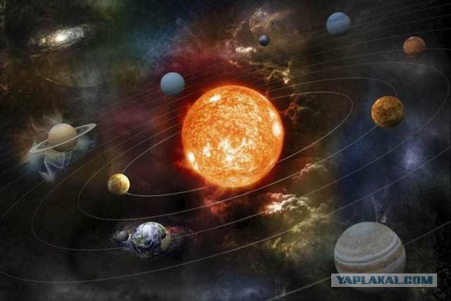 20 занимательных фактов о Солнечной системе