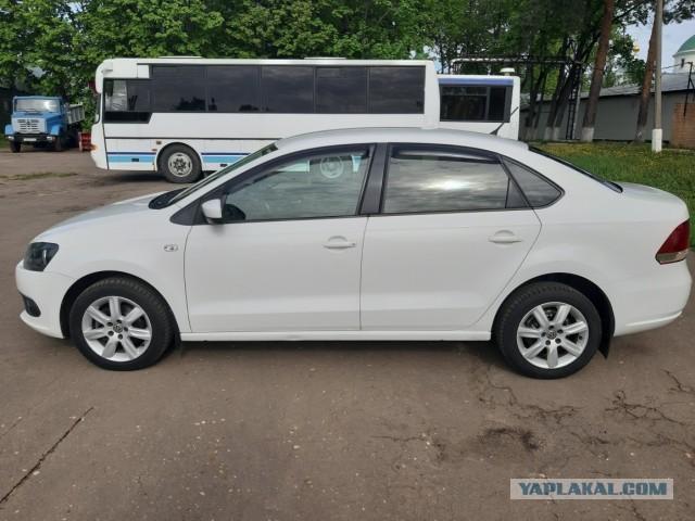 Продам VW Polo sedan