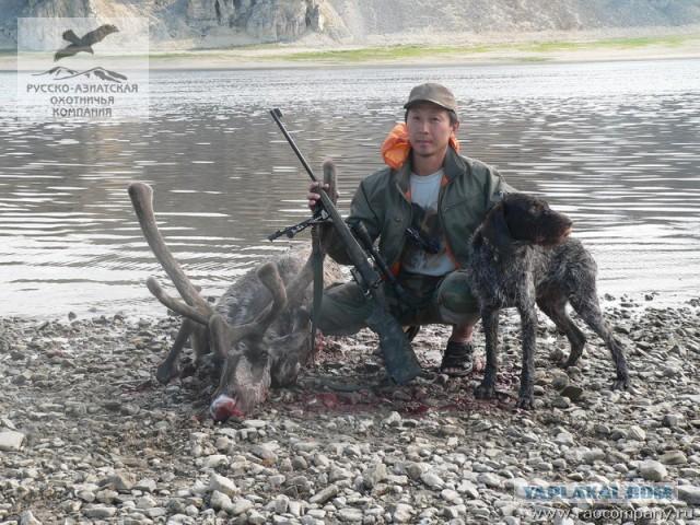 про охотников и рыбаков севера