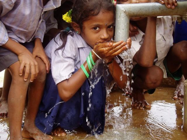 В Индии заявили о приближении экологической катастрофы из-за нехватки воды.