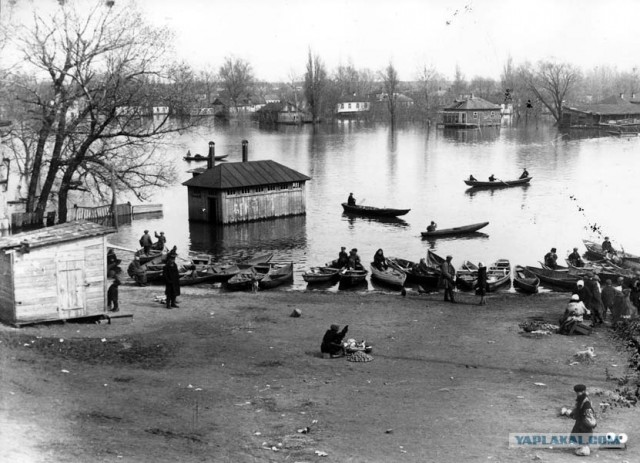 Киев середины 20-го века.