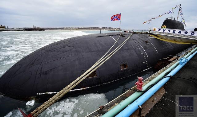 к-419 подводная лодка