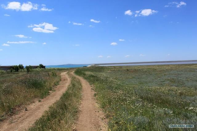 Дикие места восточного Крыма