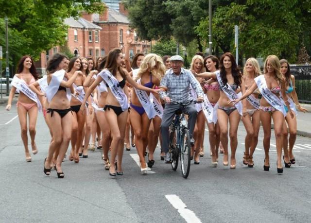 Конкурс на секси-мисс Ирландии