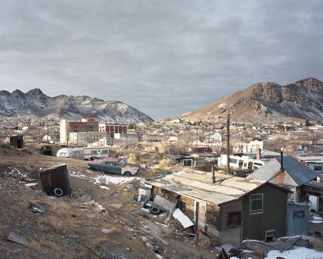 Жизнь города Коппер-сити (Copper-City)