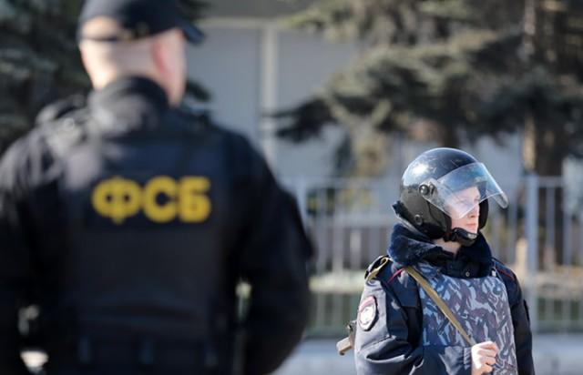 """ФСБ пресекла попытку """"Артподготовки"""" устроить экстремистские акции 4-5 ноября"""