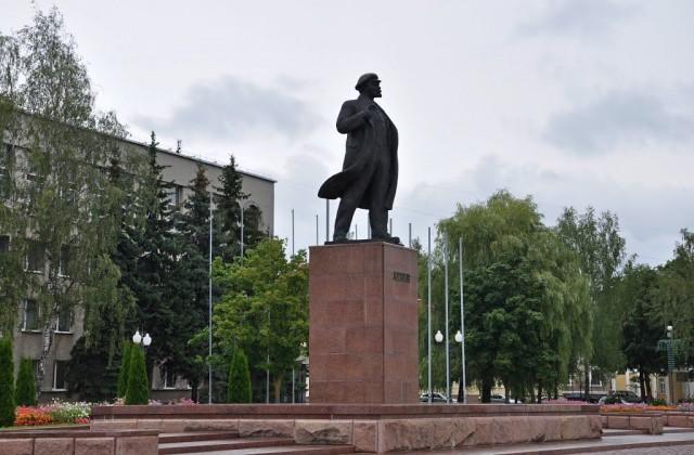 Что скрывает вождь пролетариата? Площадь Ленина. Взгляд изнутри