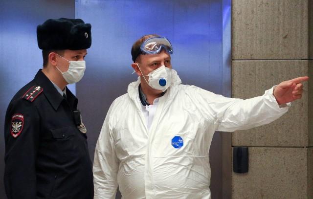 Штраф для граждан за нарушение карантина составит до 300 тыс. рублей.
