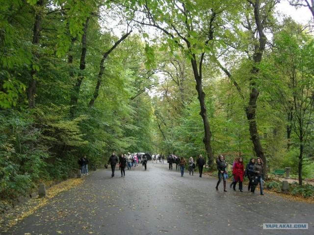 "Парк ""Софиевка"", г. Умань(60 фото)"