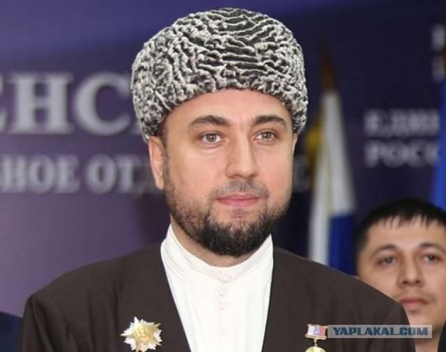 Депутат ГД от Чечни обратится в ГП из-за помывших обувь в калининградском источнике