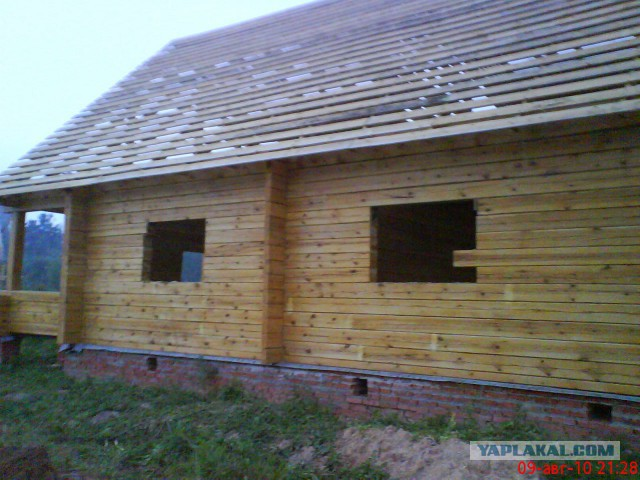 Как мы дом строим