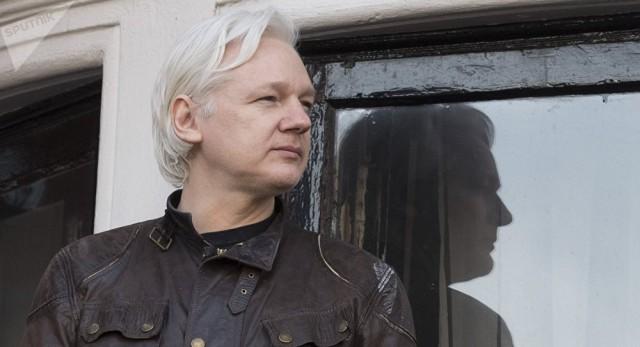 ⚡️⚡️  Wikileaks: Эквадор прервал политическое убежище Ассанжа, нарушив международное законодательство