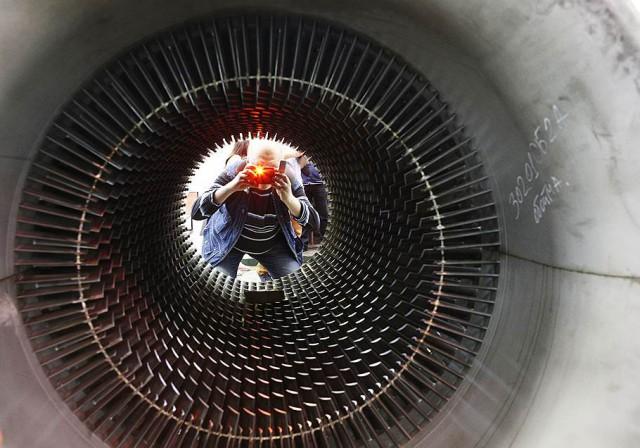 Российская турбина разрушилась на испытаниях