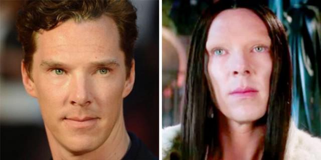 Как бы выглядели известные актёры будь они женщинами