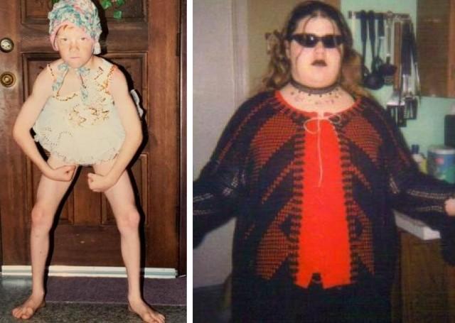 22 неловкие фотографии из юности, за которые людям до сих пор немного стыдно