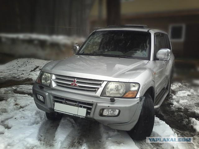 продаю Mitsubishi Pajero III