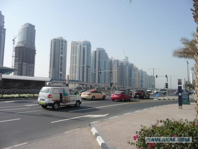 На Пхукет, через Дубай. Фотоотчет