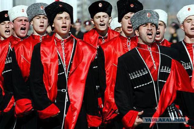 Казаки просят полностью отменить пенсии в России