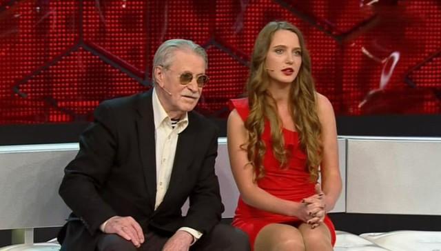 Молодая жена 87-летнего Ивана Краско подогрела слухи о скором разводе