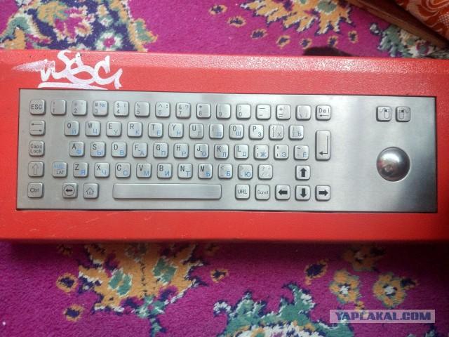 Железная клавиатура