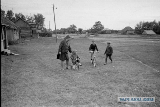 1970 год, село Козловка.