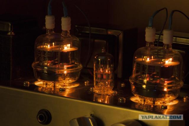 ЕС запрещает производство/продажу ламп. усилителей